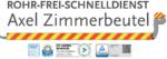 Rohr-Frei-Schnelldienst Axel Zimmerbeutel GmbH